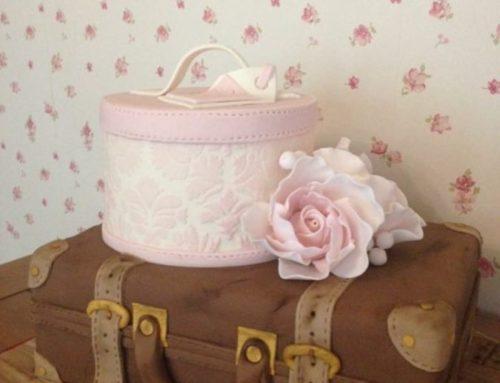 Hat Box & Suitcase Case