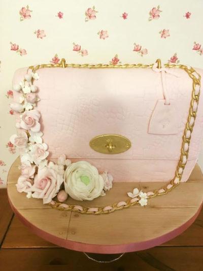 Handbag Handmade Celebration Cake