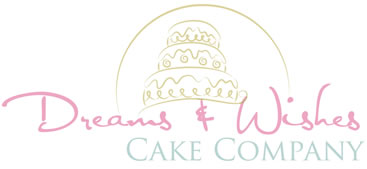 Dreams and Wishes Cake Company Retina Logo