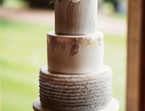 Wedding Cake St Audries Park