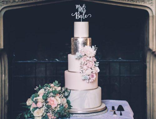 Rosie Wedding Cake